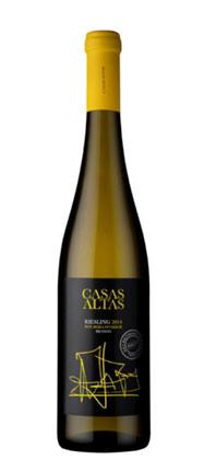 Casas Altas, Riesling, 2014